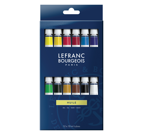 Lefranc Bourgeois - Oil sets