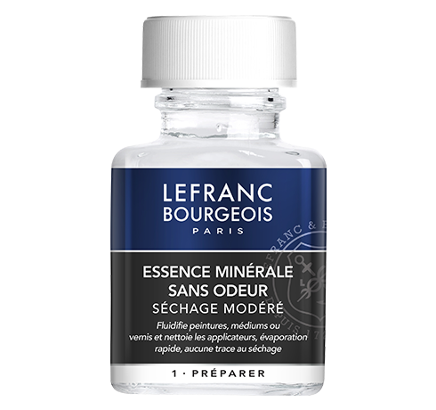 Lefranc Bourgeois - odourless mineral solvent