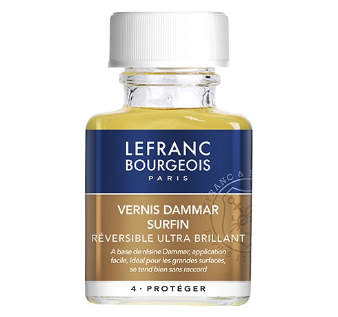 Lefranc Bourgeois - superfine dammar varnish