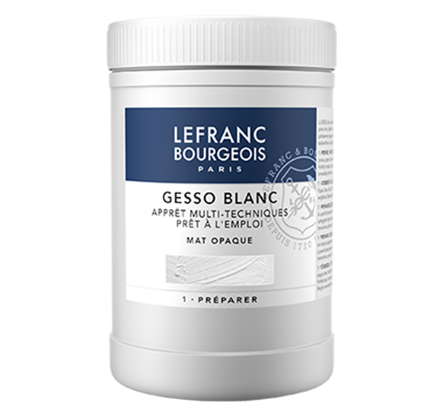 Lefranc Bourgeois White Gesso