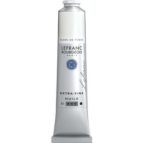 Lefranc Bourgeois Huile Extra-Fine Blanc de Titane