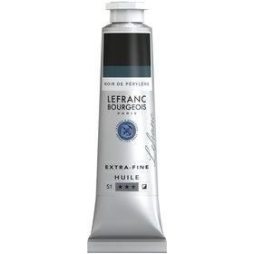 Lefranc Bourgeois Huile Extra-Fine Noir de Pérylène