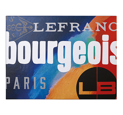 Lefranc Bourgeois Acrylic Paint Set 300 years of creativity