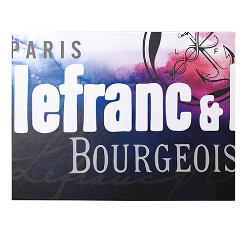 Lefranc Bourgeois Calligraphy Inks Set 300 years of creativity