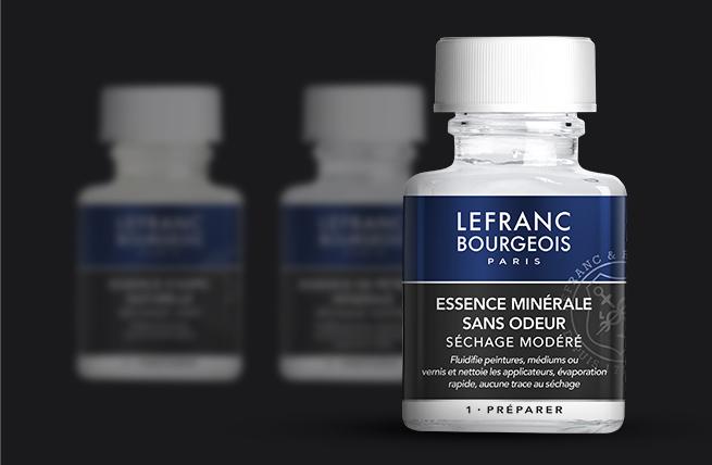 Lefranc Bourgeois Additifs 1 préparer