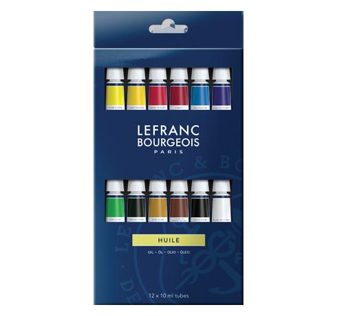 Lefranc Bourgeois - Huile-sets