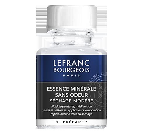 Lefranc Bourgeois - additif essence minérale sans odeur