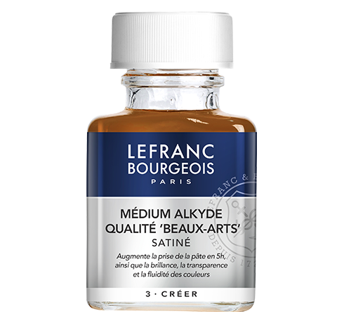 Lefranc Bourgeois - additif medium alkyde qualité beaux arts