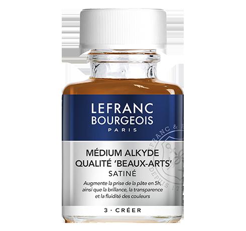 Lefranc Bourgeois - additif medium alkyde qualité beaux arts