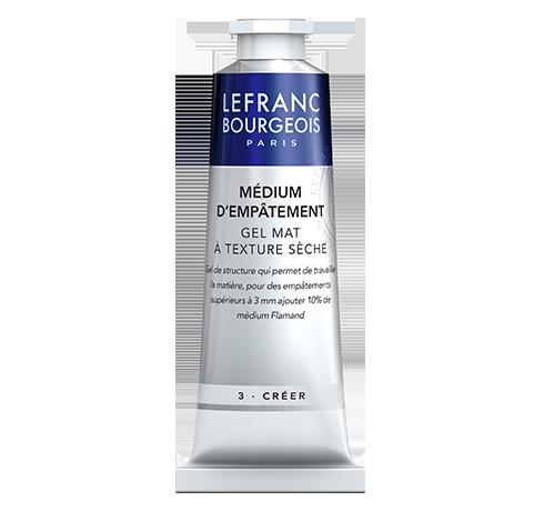 Lefranc Bourgeois - additif medium d'empâtement
