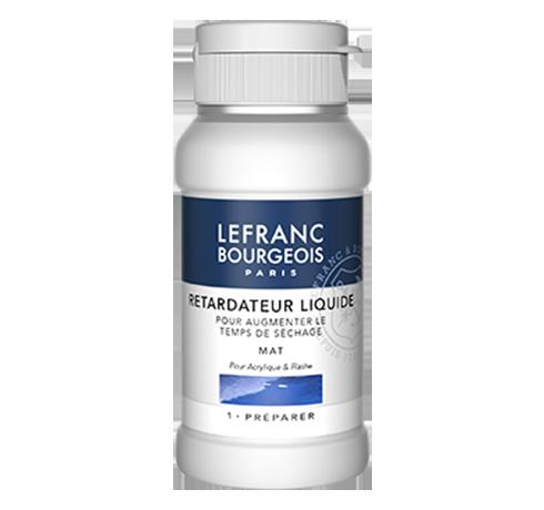 Lefranc Bourgeois Retardateur Liquide Acrylique