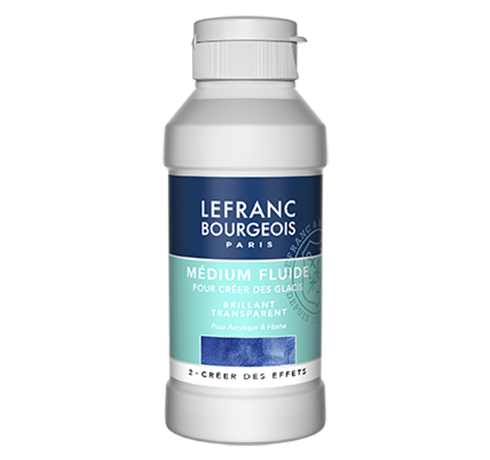 Lefranc Bourgeois Medium Fluide Acrylique