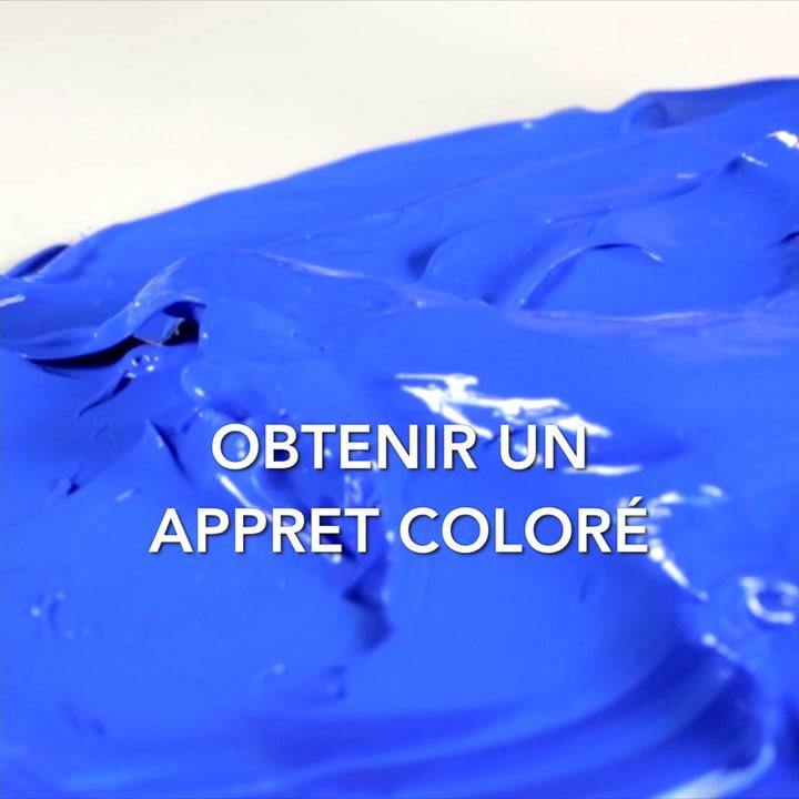 tutoriel acrylique Lefranc Bourgeois
