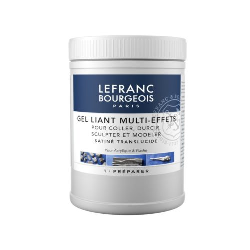 Gel liant multi effets Lefranc Bourgeois 500ML