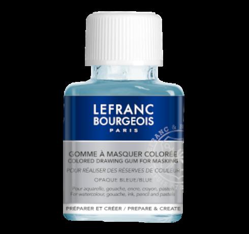 Gomme à masquer colorée Lefranc Bourgeois