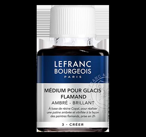 Medium pour glacis Flamand