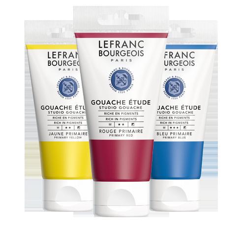 Lefranc Bourgeois Gouache Etude