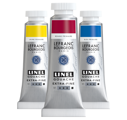 Lefranc Bourgeois Gouache Extra Fine Linel