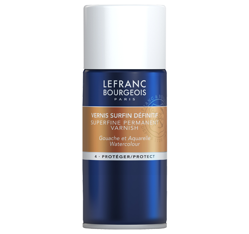 Lefranc Bourgeois Vernis Surfin Definitif Spray