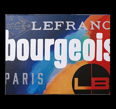 Lefranc Bourgeois Coffret Peinture Acrylique 300 ans de creativite