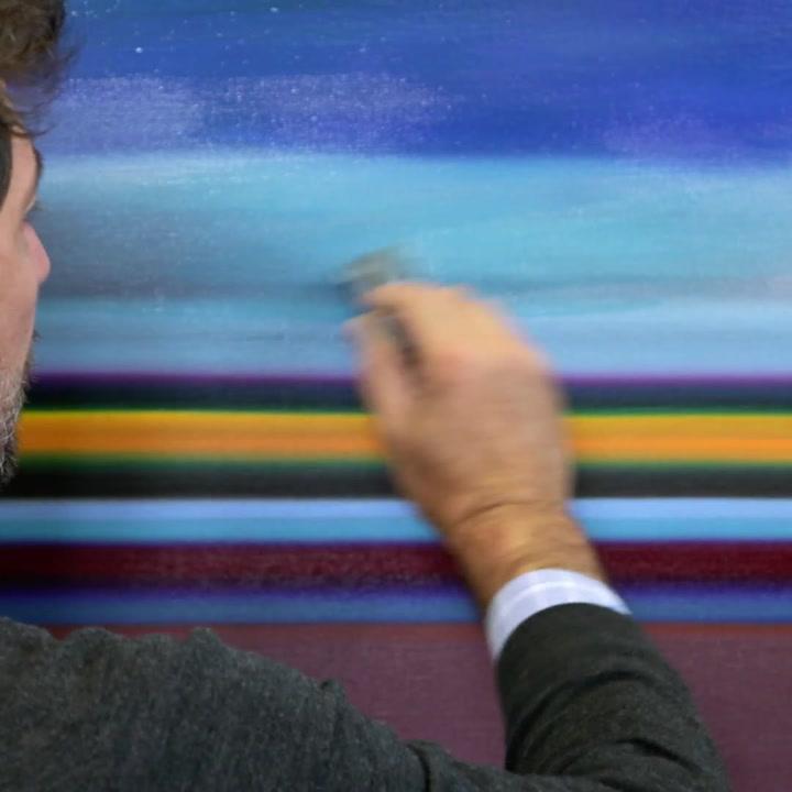 Olivier Masmonteil Lefranc Bourgeois Peindre en glacis tutoriel